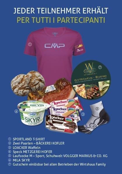 Stettiner Cup 2019 Startpaket